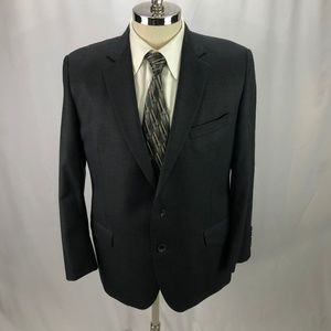 Brooks Brothers Gray Wool Blazer 44S